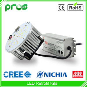 125W/150W HPS Mh Replacement Straits Lighting LED Retrofit Kits 40W