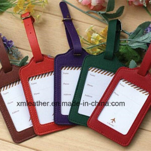 Wholesale Travel Luggage Tag Leather Name Tags
