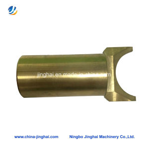 CNC Machining Part Precision Copper Fittings of Navigation Equipment