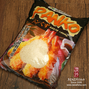 6mm Traditional Japanese Cooking Breadcrumbs (Panko)