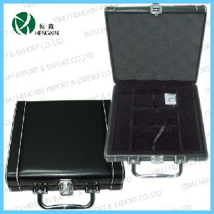 High Quality Leather Chip Case (HX-PC-110)