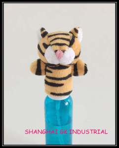 Animal Set Mini Tiger Finger Puppet