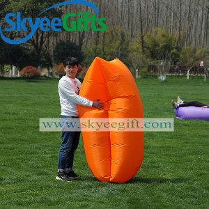 Hangout Fashion Inflatable Air Sofa for Outdoor Activities