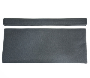 Smell Blocking Pocket Bag with Activated Charcoal Lining