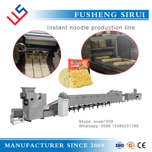 Fried Instant Noodle Making Machine Processing Line