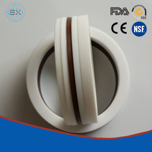 Pure PTFE V Packing Sets Seal Ring