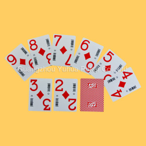 Custom Casino Poker Card Playing Cards with Cheap Price