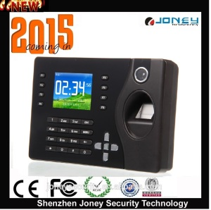P2p Biometric Time Attendance System Fingerprint RFID Reader Model (JYF-C081)