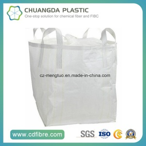 PP Woven Big Jumbo Container Bag with Dampproof Cloth