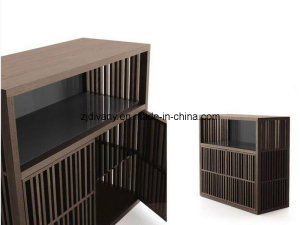 Italian Style Solid Wood Cabinet (SM-W10)