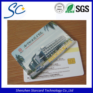 Much Better Price Issi4442, Issi4428, FM4442, FM4428 Compatible Contact IC Card