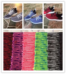 Latest Style Brand Sport Shoe Shoe Upper Material Mesh Material (2081)