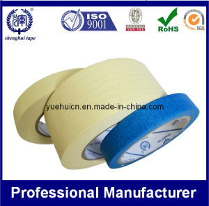 High Temperature Painting Masking Tape Auto/Electronic Industrial