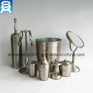 Hotel and Home Decoration Bathroom Accessories, Metal Bathroom Accessories, Bathroom Accessory Set