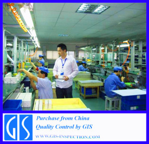 Quality and Technical Competence Evaluation in China Factory