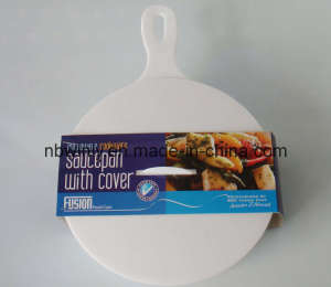Microwave Cookware Saucepan with Cover (WLD22)