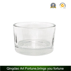 Small Glass Tealight Candle Holder Manufacturer in China