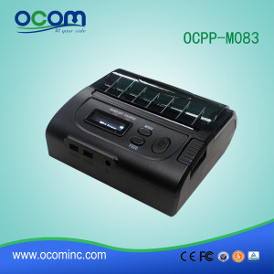 Portable Mobile Thermal POS Receipt Printer for Supermarket