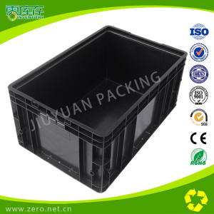 Blue EU Plastic Container with Lid