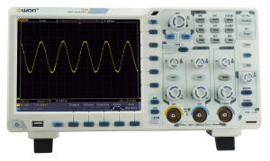 OWON 100MHz 1GS/s N-in-1 12-Bits Digital Oscilloscope (XDS3102A)
