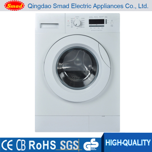 Front Loading Washing Machine with LED Screen